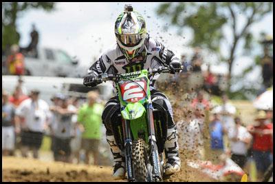 Yamaha Dirt Bke