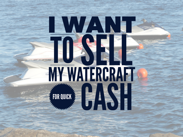 Sell My Watercraft image