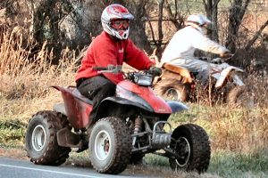cash for atv for hunting
