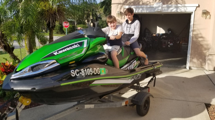 Sell Your Jet Ski Today!