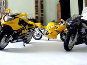 Cash For A Motorcycle This Summer!
