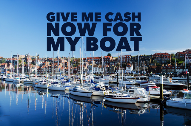 Selling My Boat image