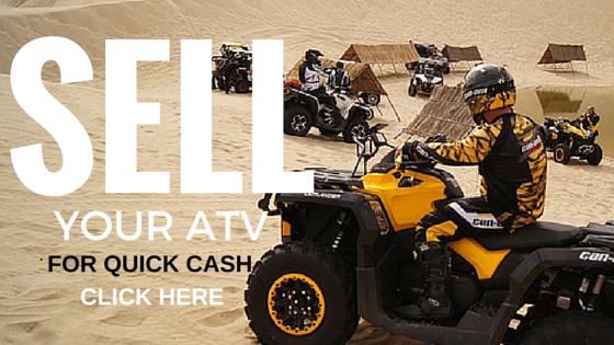 ATV trade in