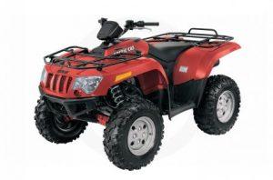 We buy used ATV