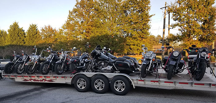 Purchased Motorcycles